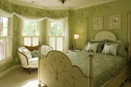 اختيار غرفة النوم وتنسيق جميع مستلزماتها