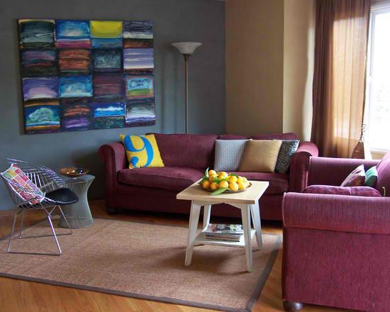 تصميمات غرفة معيشة تجمع بين الكلاسيكية والمودرن في قالب جديد