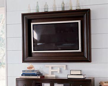 20 تصميم مختلف لرف التليفزيون أعلى المدفأة
